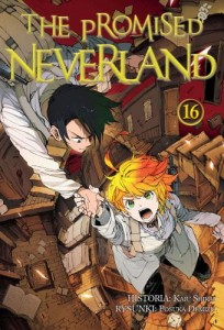 The Promised Neverland: tom 16