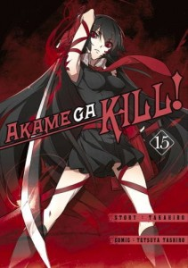 Akame ga Kill: tom 15 [OSTATNI TOM]