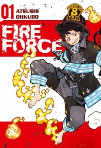 Fire Force: tom 1