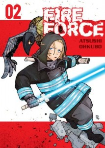 Fire Force: tom 2