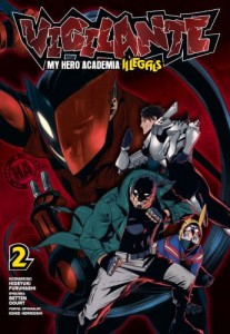 My Hero Academia- Vigilante : tom 2