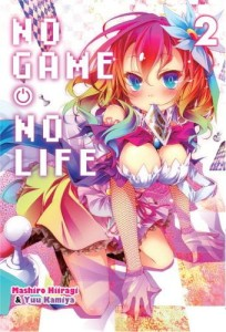 No Game No Life: tom 2