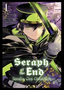 Seraph of the End - Serafin dni ostatnich: tom 1