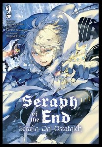 Seraph of the End - Serafin dni ostatnich: tom 2