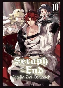 Seraph of the End - Serafin dni ostatnich: tom 10