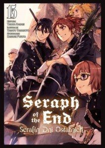 Seraph of the End - Serafin dni ostatnich: tom 15