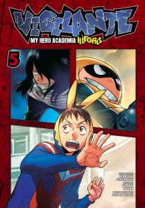 My Hero Academia- Vigilante : tom 5