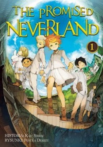 The Promised Neverland: tom 1