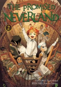 The Promised Neverland: tom 2