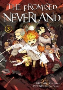 The Promised Neverland: tom 3