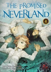 The Promised Neverland: tom 4