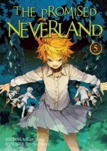 The Promised Neverland: tom 5