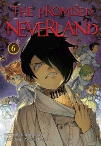 The Promised Neverland: tom 6