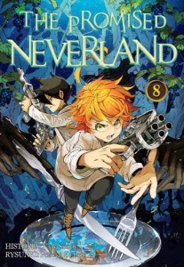 The Promised Neverland: tom 8