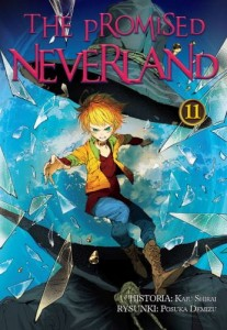 The Promised Neverland: tom 11