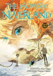The Promised Neverland: tom 12