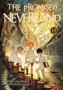 The Promised Neverland: tom 13