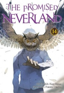 The Promised Neverland: tom 14