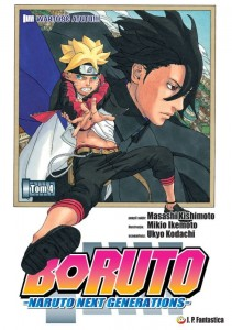 Boruto tom 4