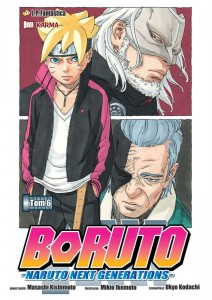 Boruto tom 6