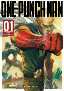 One-Punch Man tom 1
