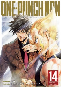 One-Punch Man tom 14