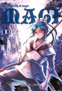 Magi: Labyrinth of Magic: tom 10