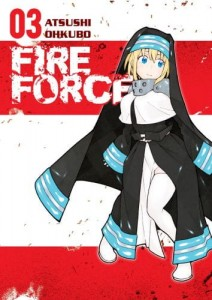 Fire Force: tom 3