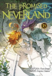 The Promised Neverland: tom 15