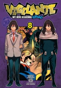 My Hero Academia- Vigilante : tom 8