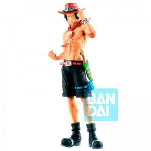 One Piece 20th History Masterlise Portgas D. Ace figure 25cm