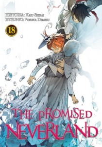 The Promised Neverland: tom 18