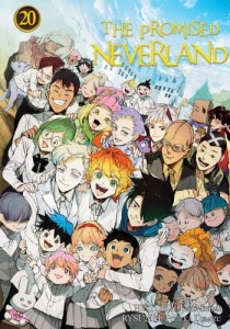 The Promised Neverland: tom 20