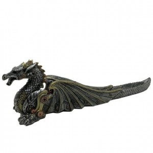 Mechanical Fire Incense Burner 33cm
